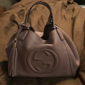 🌺 ✨Authentic✨🌺Leather Pink Shoulder Bag